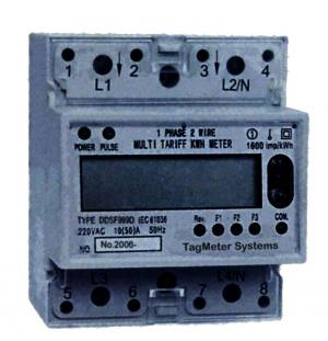 Energy  Meter type DDSF999D
