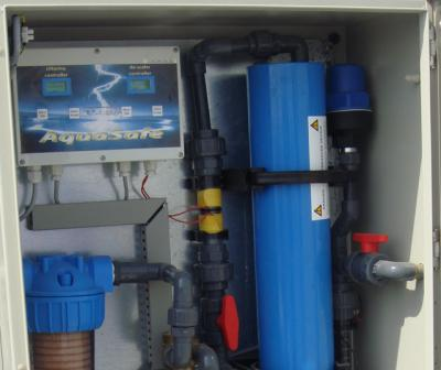 Water treatment LimeBreaker and ChlorineGenerator