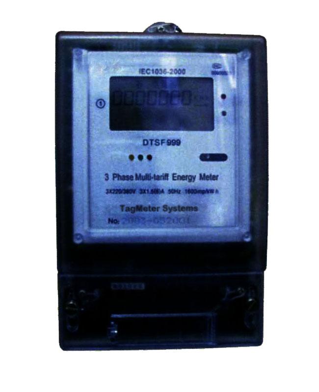 Energy Meter type DTSF999