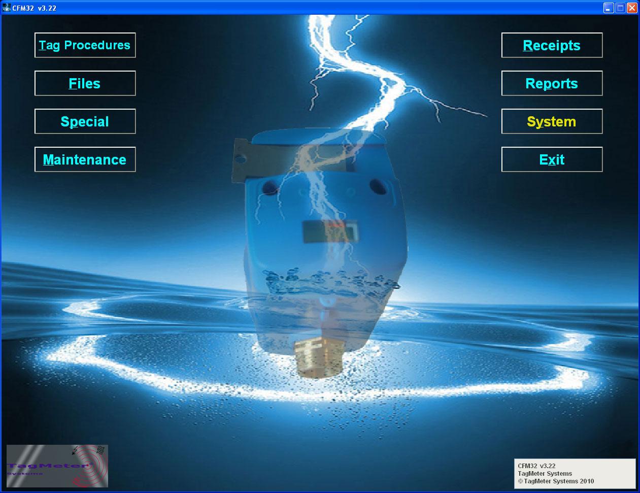 Cashflow  Management System CFM32