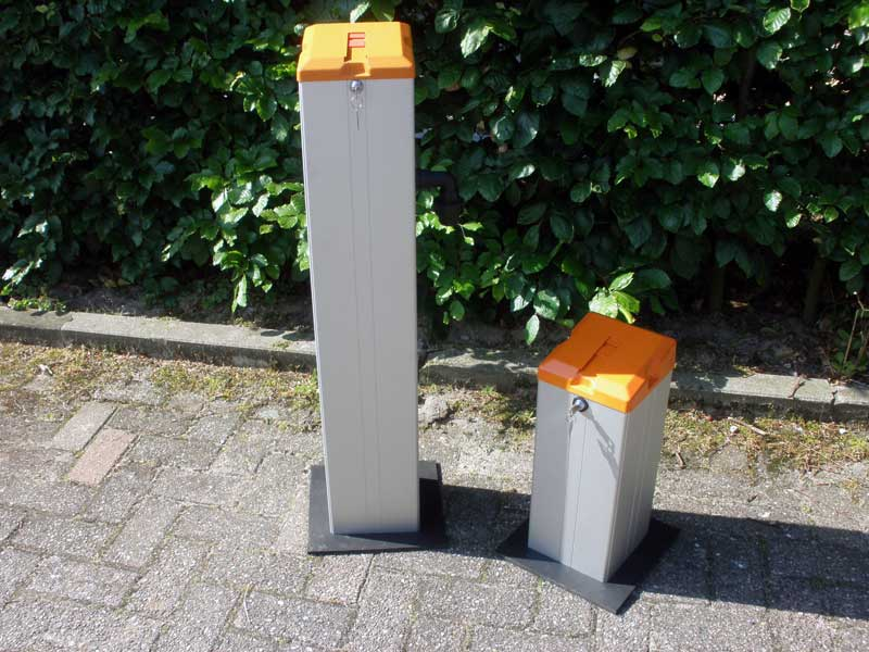 Standpipe or Public Water Dispensor